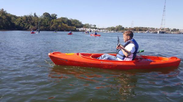 Canoe & Scoop (video & photos) 2