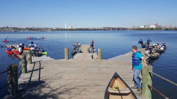 Canoe & Scoop (video & photos)