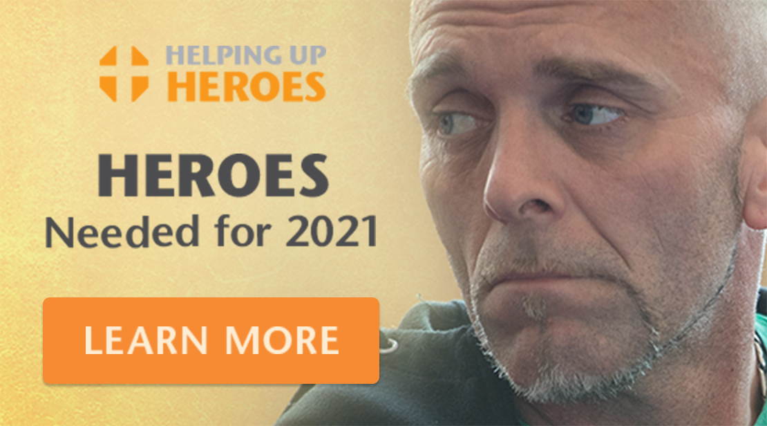 Heroes Needed for 2021