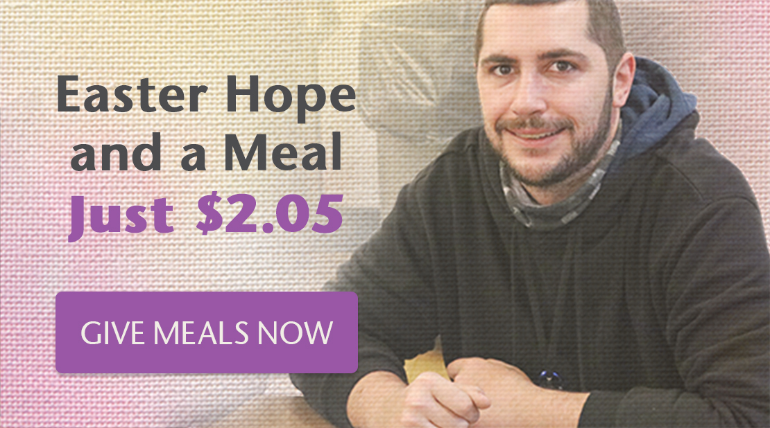 Easter Hope - Give Meals Now