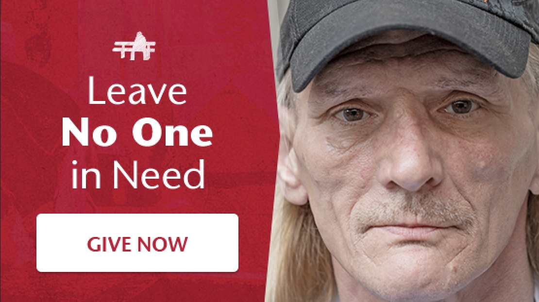 Leave No One in Need