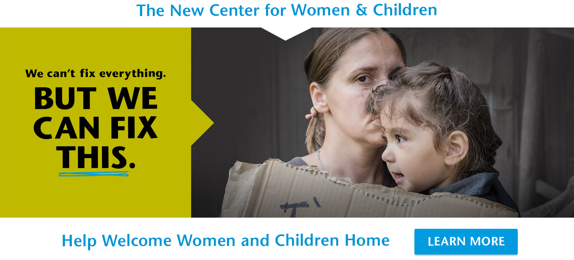 The New Centerfor Women and Children