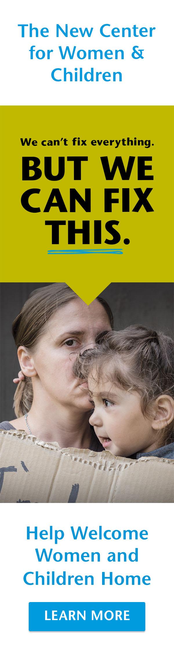 The New Centerfor Women & Children